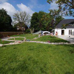 Gestaltung der Gartenanlage der Kita-Villa-Regine Ahlen