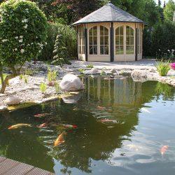 Pool und Teichbau