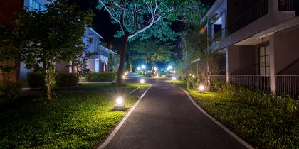 Weg Licht Garten