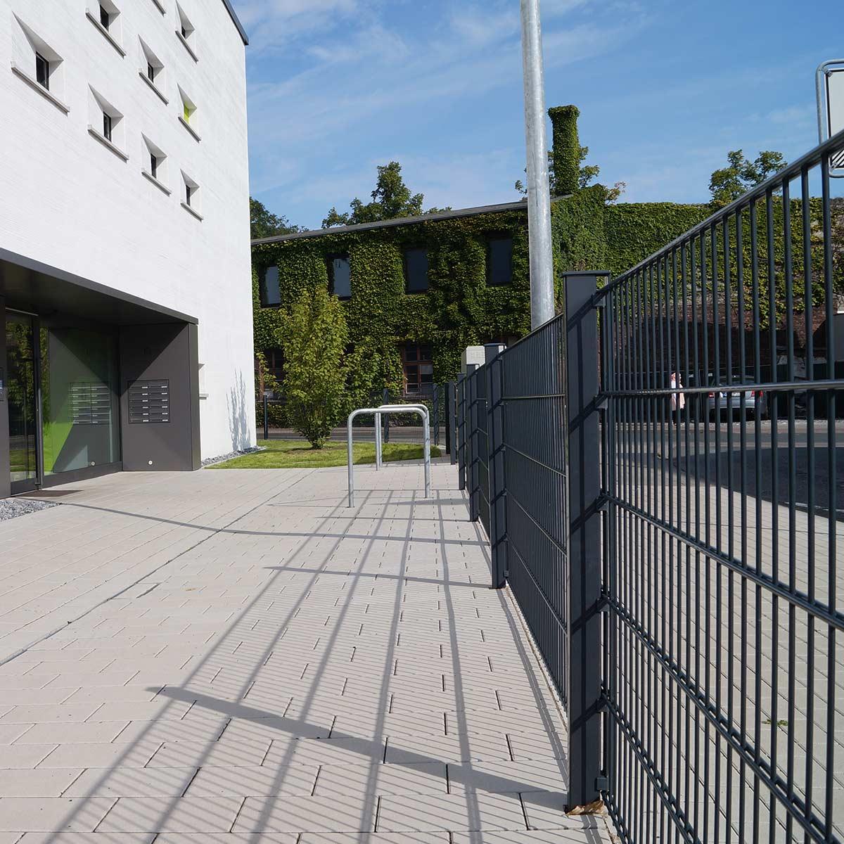 Zaunbau Im Raum Hamm Munster Ahlen ǀ Tripp Galabau